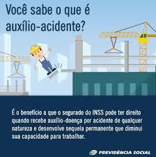 auxilio-acidente