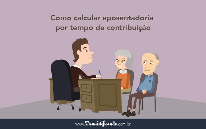 como-calcular-aposentadoria-por-tempo-de-contribuição