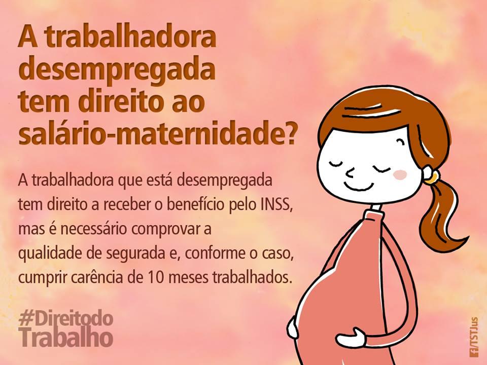 salario-maternidade-para-desempregadas